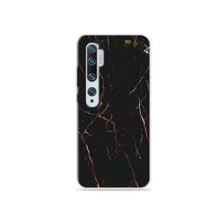 Capa para Xiaomi Mi Note 10 - Marble Black