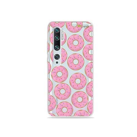Capa para Xiaomi Mi Note 10 - Donuts