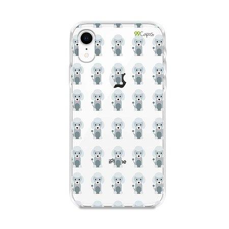 Capa para iPhone XR - Poodle