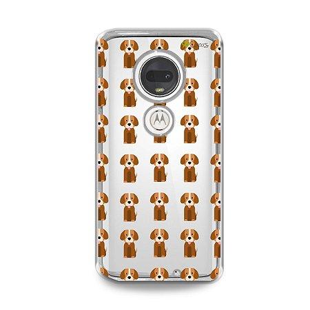 Capa para Moto G7 Plus - Cocker