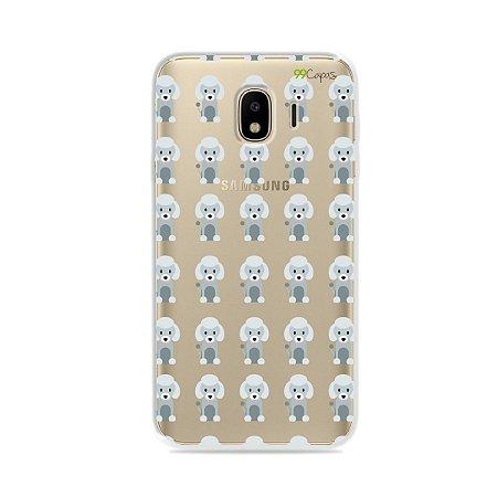 Capa para Galaxy J4 2018 - Poodle