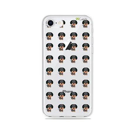 Capa para iPhone 8 - Salsichinha