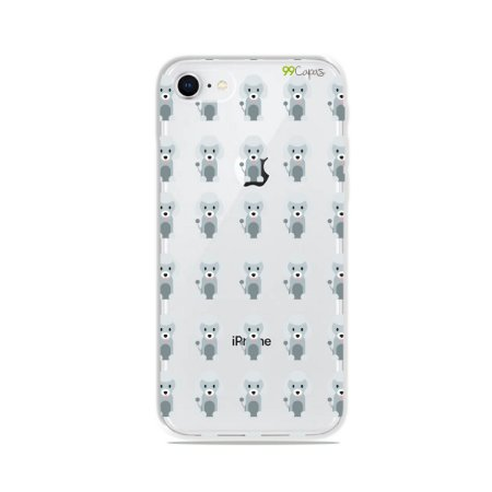 Capa para iPhone 8 - Poodle