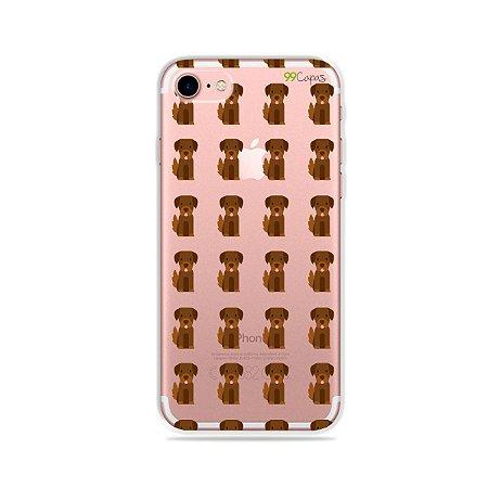 Capa para iPhone 7 Plus - Golden