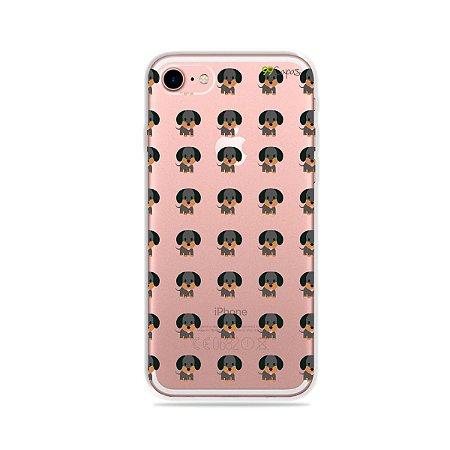 Capa para iPhone 7 Plus - Salsichinha