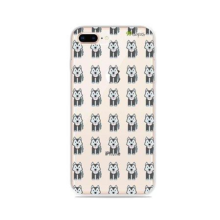 Capa para iPhone 8 Plus - Husky