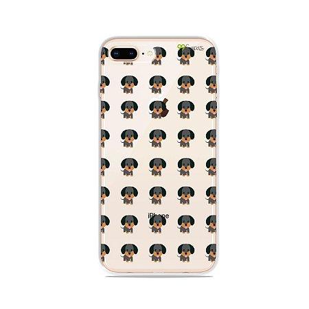 Capa para iPhone 8 Plus - Salsichinha