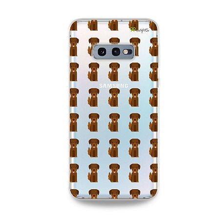 Capa para Galaxy S10e - Golden