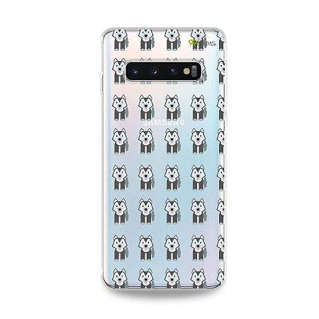 Capa para Galaxy S10 Plus - Husky