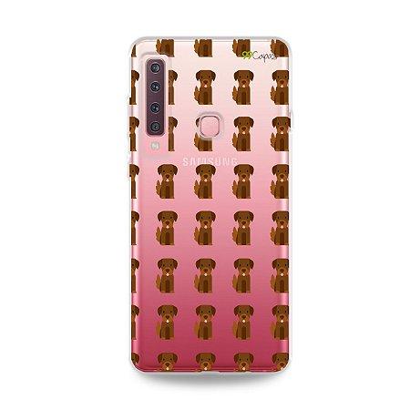Capa para Galaxy A9 2018 - Golden