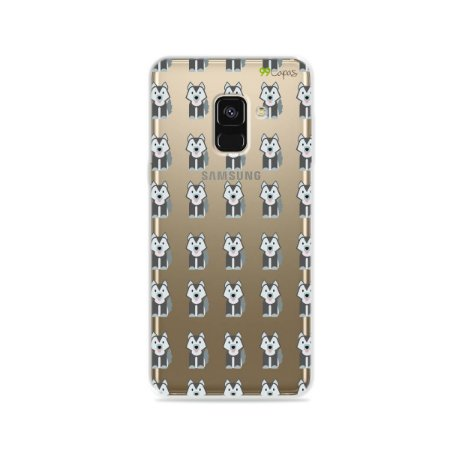 Capa para Galaxy A8 2018 - Husky