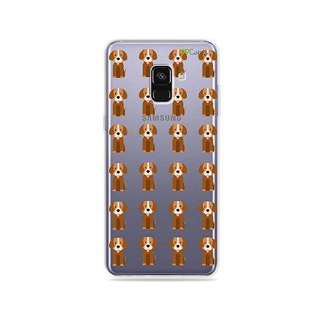 Capa para Galaxy A8 Plus 2018 - Cocker