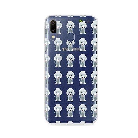 Capa para Galaxy M20 - Poodle