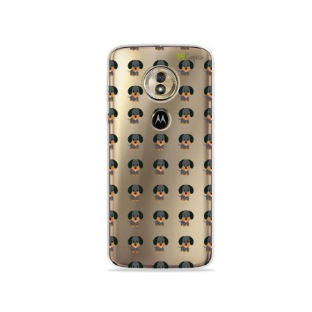 Capa para Moto G6 Play - Salsichinha