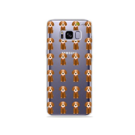 Capa para Galaxy S8 - Cocker