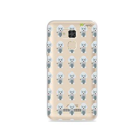 Capa para Asus Zenfone 3 Max - 5.2 Polegadas - Poodle