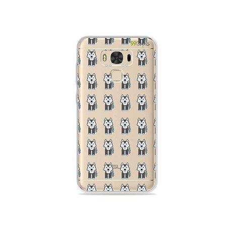 Capa para Asus Zenfone 3 Max - 5.5 Polegadas - Husky