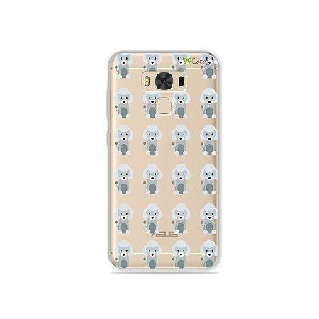 Capa para Asus Zenfone 3 Max - 5.5 Polegadas - Poodle