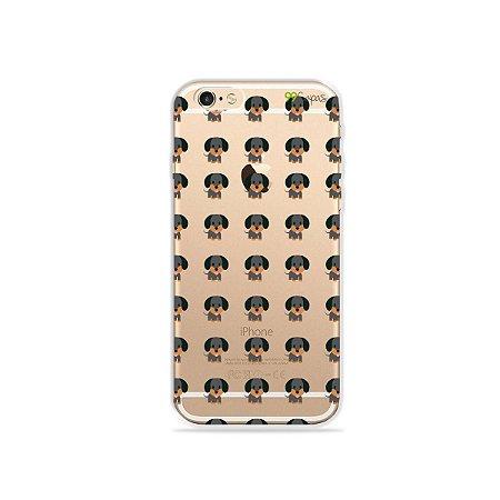 Capa para iPhone 6/6S - Salsichinha