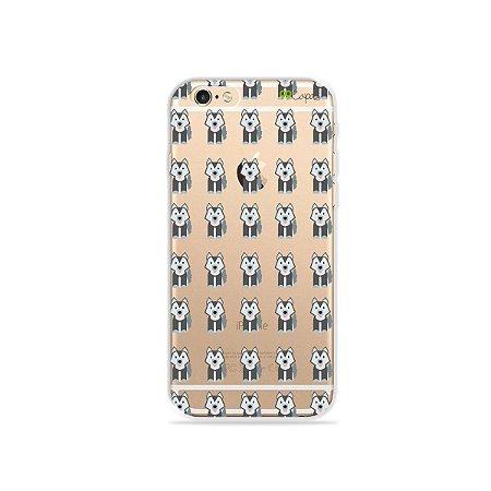 Capa para iPhone 6/6S - Husky