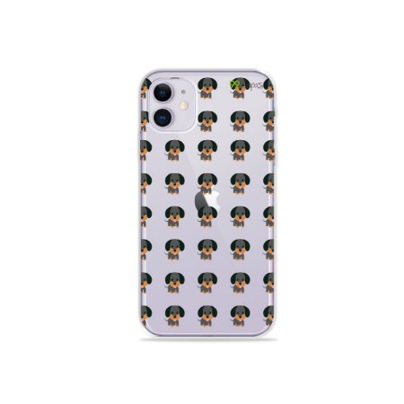 Capa para iPhone 11 - Salsichinha