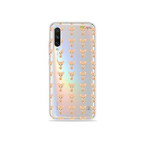 Capa para Xiaomi Mi A3 - Chihuahua