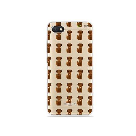 Capa para Xiaomi Redmi 6A - Golden