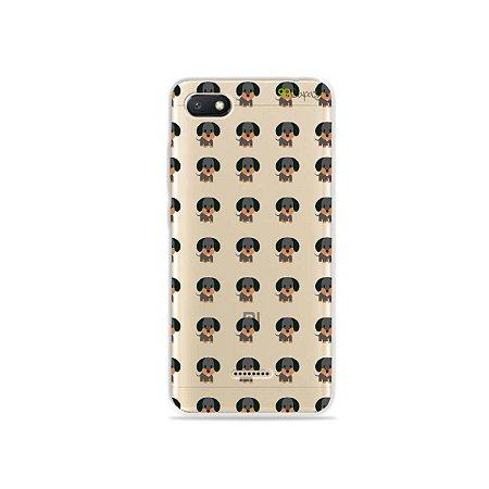 Capa para Xiaomi Redmi 6A - Salsichinha