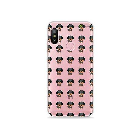 Capa para Xiaomi Redmi Note 6 - Salsichinha
