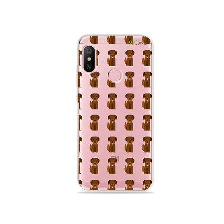 Capa para Xiaomi Redmi Note 6 - Golden