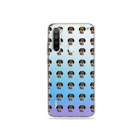 Capa para Xiaomi Redmi Note 8 - Salsichinha