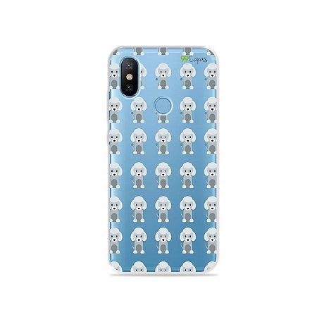Capa para Xiaomi Mi 8 - Poodle
