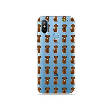 Capa para Xiaomi Mi 8 - Golden