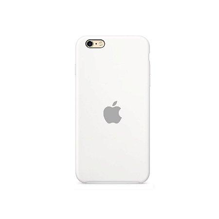 Silicone Case Branca para iPhone 6/6s  - 99Capas