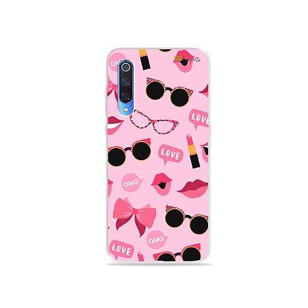 Capa para Xiaomi Mi 9 - Feminine