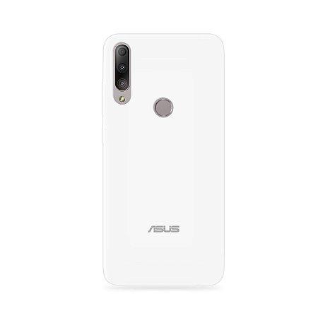 Silicone Case Branca para Zenfone Max Shot - 99Capas