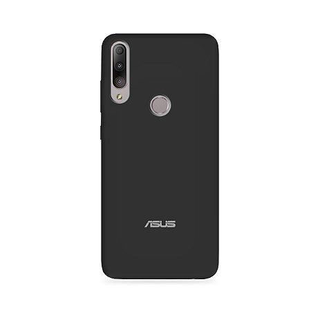 Silicone Case Preta para Zenfone Max Shot - 99Capas