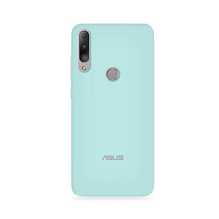 Silicone Case Azul Claro para Zenfone Max Shot - 99Capas