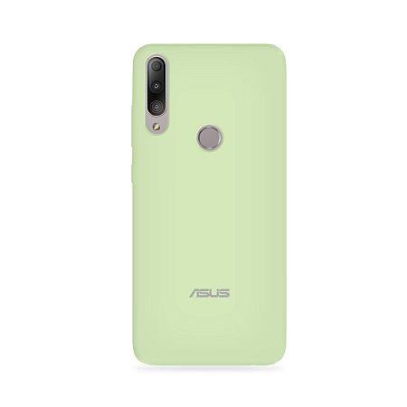 Silicone Case Menta para Zenfone Max Shot - 99Capas
