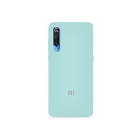 Silicone Case Azul Claro para Xiaomi Mi 9 - 99Capas