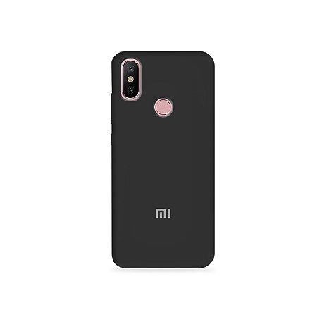 Silicone Case Preto para Xiaomi Mi A2 - 99Capas