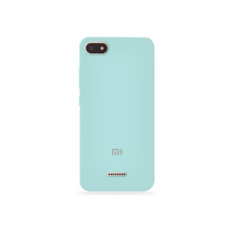 Silicone Case Azul Claro para Xiaomi Redmi 6 - 99Capas