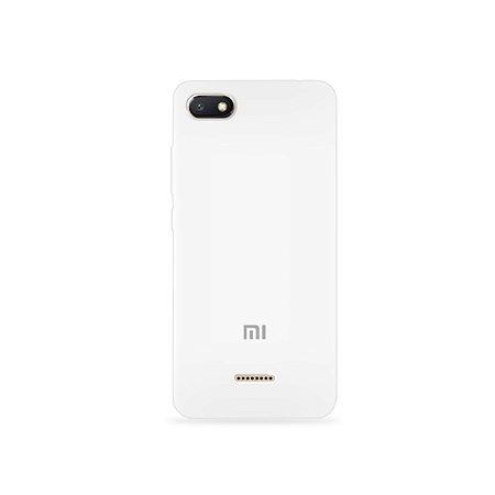 Silicone Case Branca para Xiaomi Redmi 6A - 99Capas