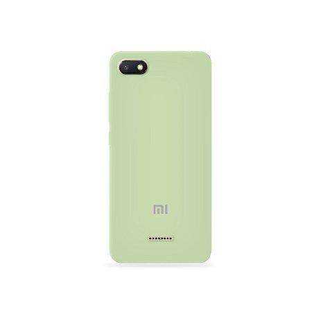Silicone Case Menta para Xiaomi Redmi 6A - 99Capas