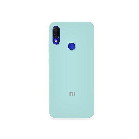 Silicone Case Azul Claro para Xiaomi Redmi Note 7 - 99Capas