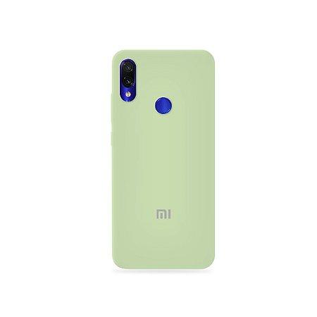 Silicone Case Menta para Xiaomi Redmi Note 7 - 99Capas