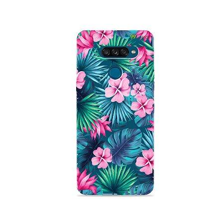 Capa para LG K50s - Tropical