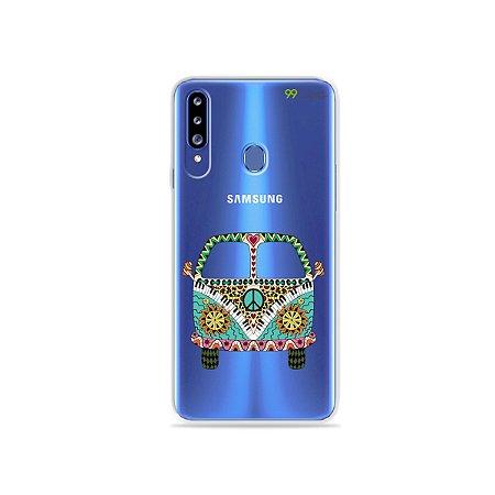 Capa para Galaxy A20s - Kombi