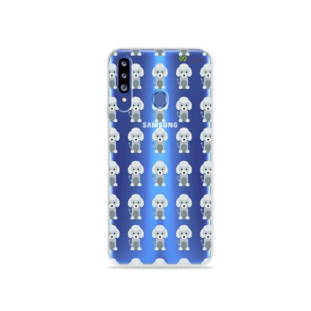 Capa para Galaxy A20s - Poodle