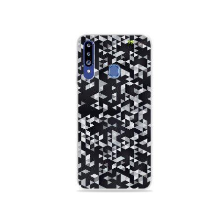 Capa para Galaxy A20s - Geométrica